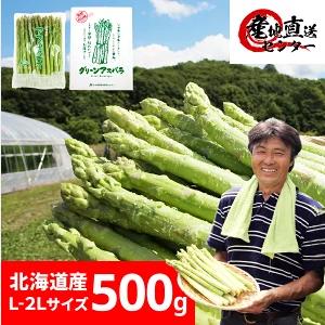 北海道産地直送センター 朝摘みアスパラ食べて応援キャンペーン